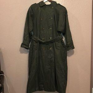 Authentic💯 Vintage Burberrys Coat